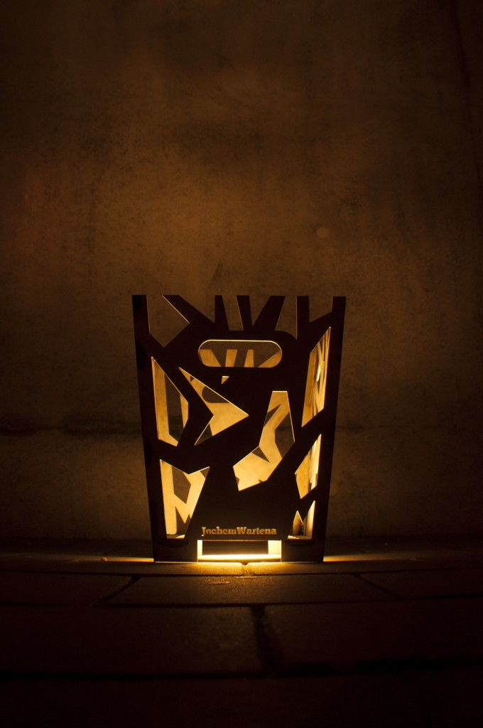 Firebasket's glow